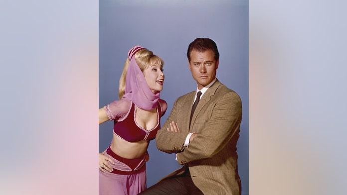 'I Dream of Jeannie' star Barbara Eden recalls on-screen chemistry with Larry Hagman: 'It was wonderful'