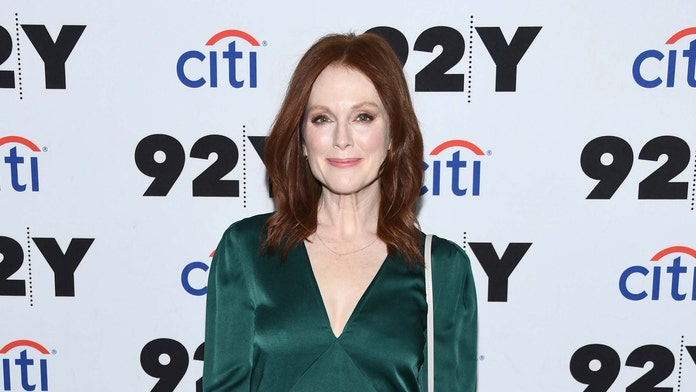 Julianne Moore 'loved' working with her daughter and husband on new movie