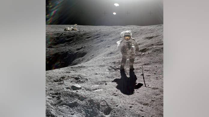 Apollo astronaut reveals what it's like to walk on the Moon: 'Most beautiful terrain I'd ever seen'