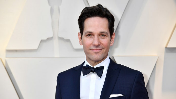 Paul Rudd on why he appears to never age: 'I'm 80 years old on the inside'