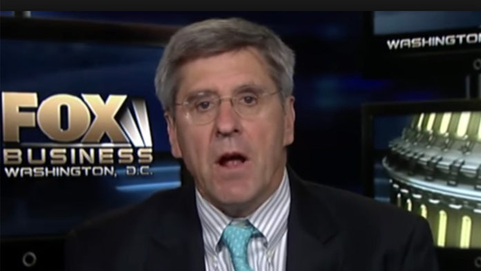 Trump to nominate economic analyst Stephen Moore for Fed board as conservative watchdog over economy