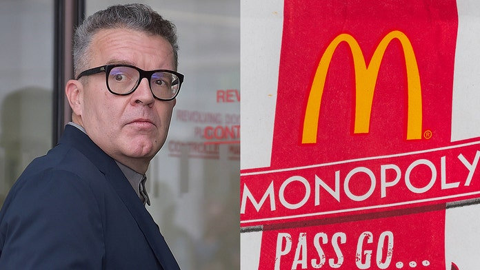 Politician asks McDonald's UK to end Monopoly promotion, says 'ploy encourages people to eat more unhealthy...