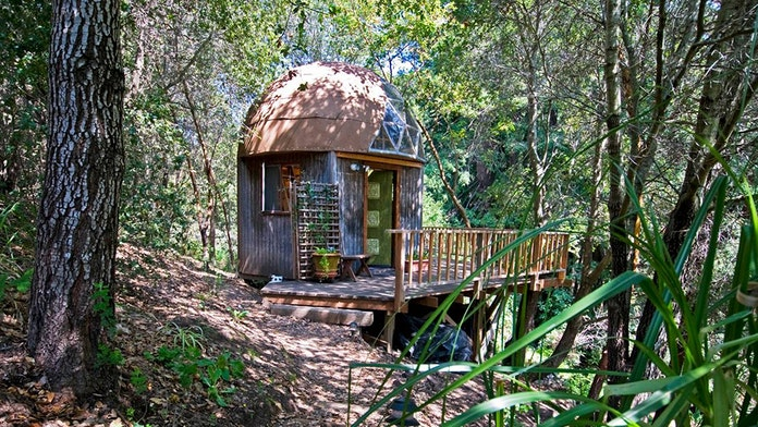 World's most popular Airbnb is a tiny cabin in the woods near San Francisco