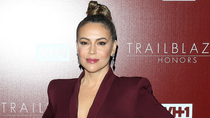 Alyssa Milano slammed for calling herself trans, immigrant, person of color, disabled, lesbian, gay man