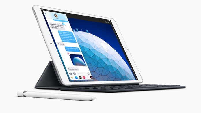 Apple announces new iPads ahead of big services push