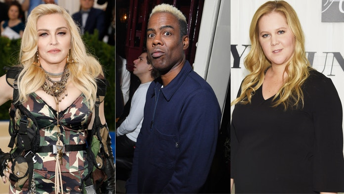 Madonna, Chris Rock, Amy Schumer, more stars donate to New Zealand mass shooting victims