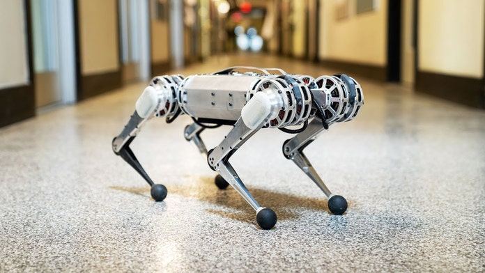 MIT's creepy 'Cheetah' robot can now do backflips