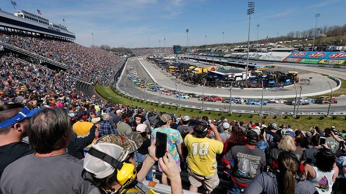 NASCAR shakes up season schedule, playoffs for 2020