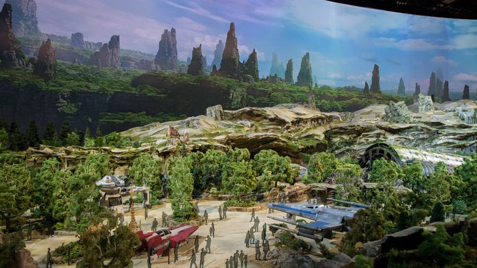 Disney is limiting Star Wars: Galaxy's Edge visitors to four-hour windows