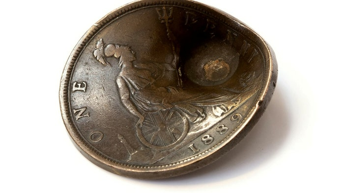 Miracle penny that saved WWI soldier's life to go up for auction: 'Never seen anything like this before'