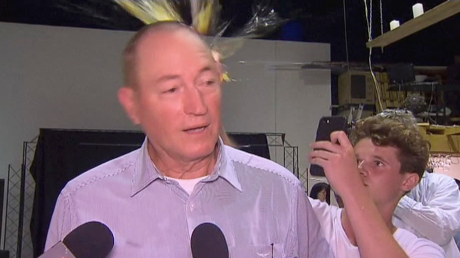 'Egg Boy' knows egging racist senator wasn't the right thing to do