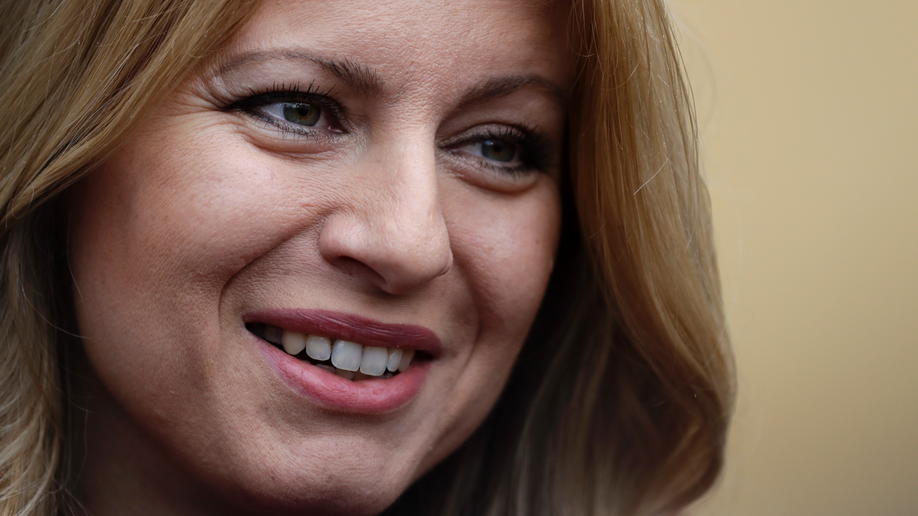 Anti-corruption candidate Caputova leads first round of Slovak presidential election