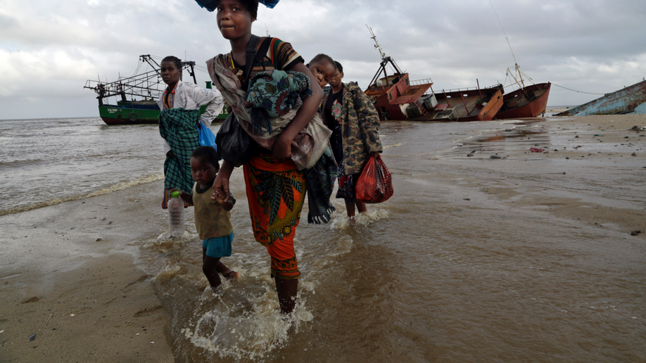 Mozambique confirms first cholera death as Cyclone Idai aftermath continues