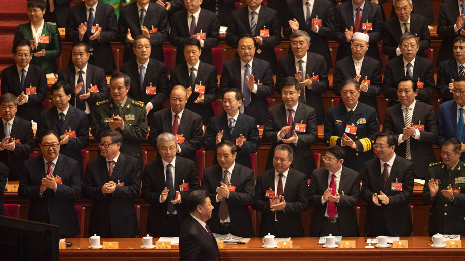 Xi firmly in charge as China turns to legislative season