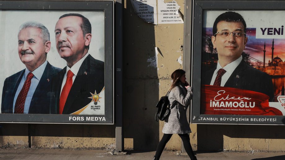 Erdogan fights to hold Turkey's cities in bitter election battle