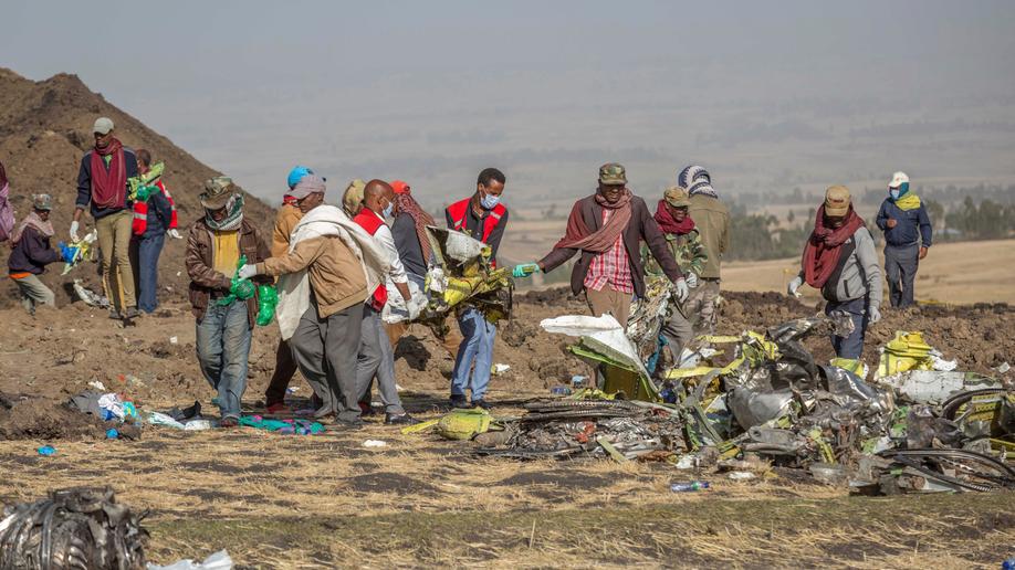 Boeing jet under scrutiny after Ethiopia crash