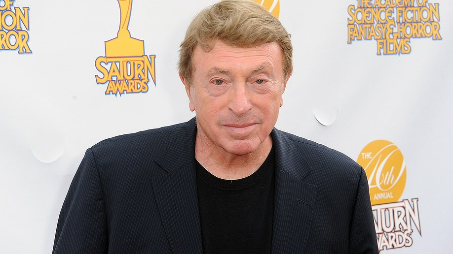 BURBANK, CA - JUNE 26: Producer Larry Cohen arrives for the 40th Annual Saturn Awards held at The Castaway on June 26, 2014 in Burbank, California. (Photo by Albert L. Ortega/Getty Images)