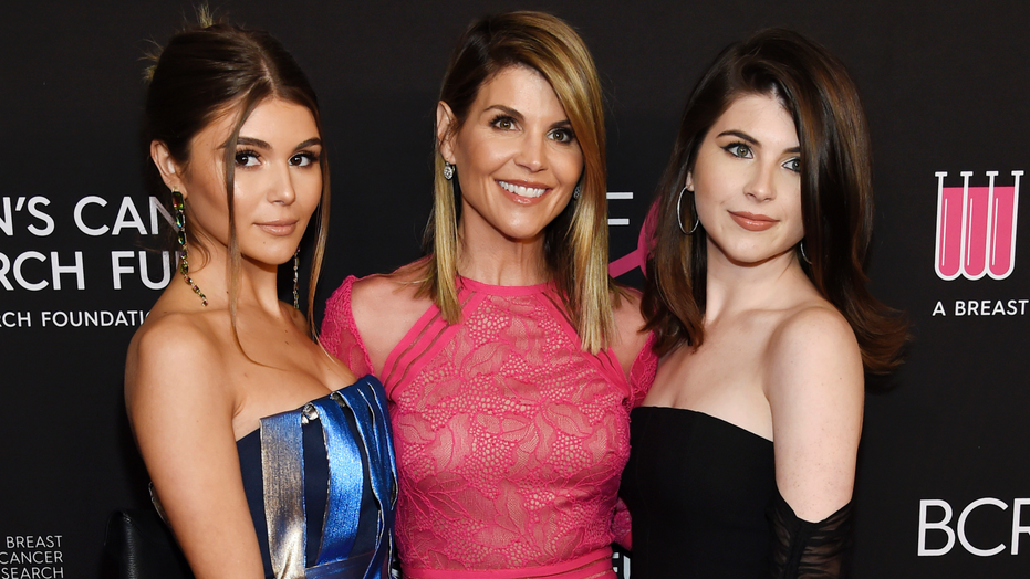 Lori Loughlin's daughters 'very upset' with both of their parents behind bars: report