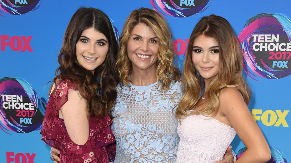 Lori Loughlin had emotional reunion with daughters Olivia Jade and Isabella after released from prison