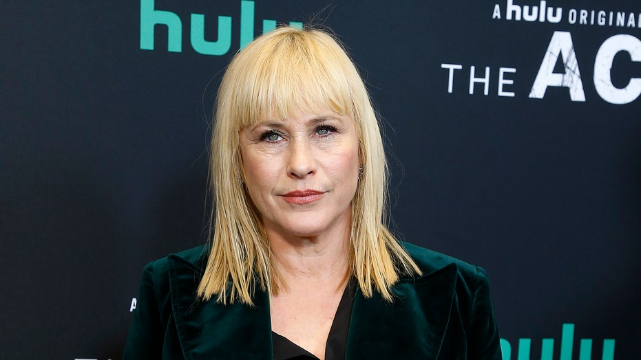 Patricia Arquette fears Trump will downplay coronavirus as 'just a bad flu' after testing positive