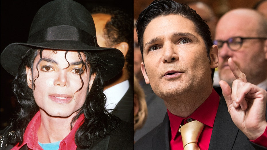 Corey Feldman denies Michael Jackson touched him inappropriately