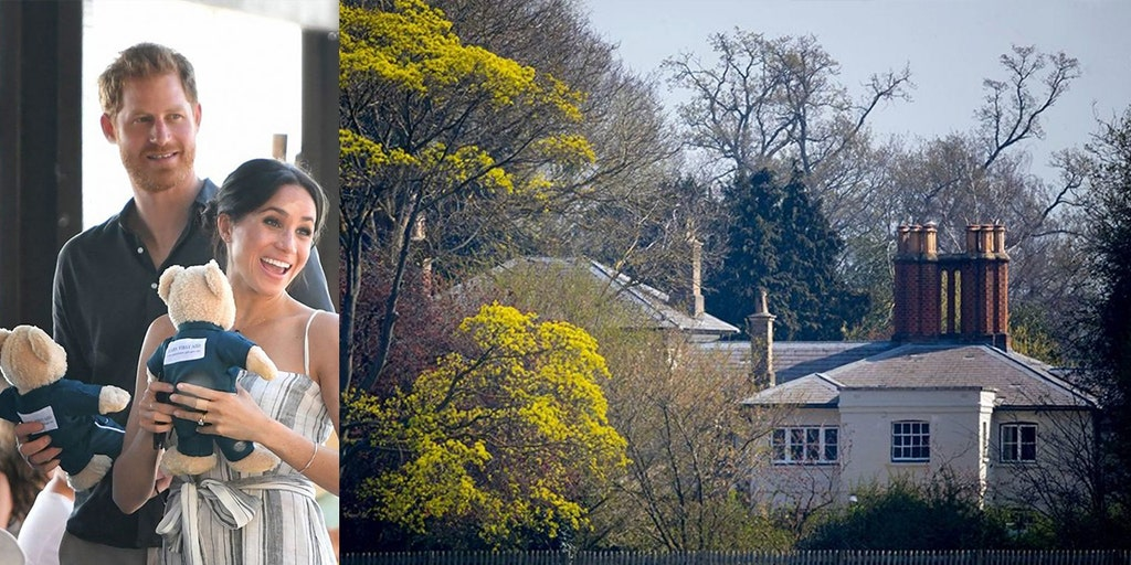 photos of meghan markle and prince harry s renovated frogmore cottage home surface fox news photos of meghan markle and prince