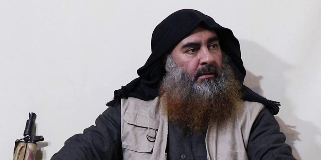 ISIS leader al-Baghdadi pictured for first time since 2014