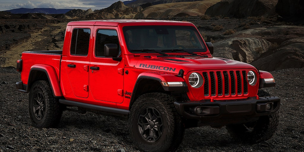 2020 Jeep Gladiator Launch Edition On Sale For Just 1 Day Fox News