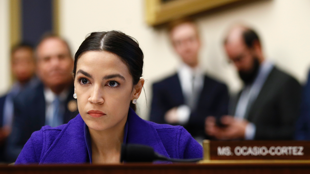 GOP congressman blasts Ocasio-Cortez's criticism of border facilities