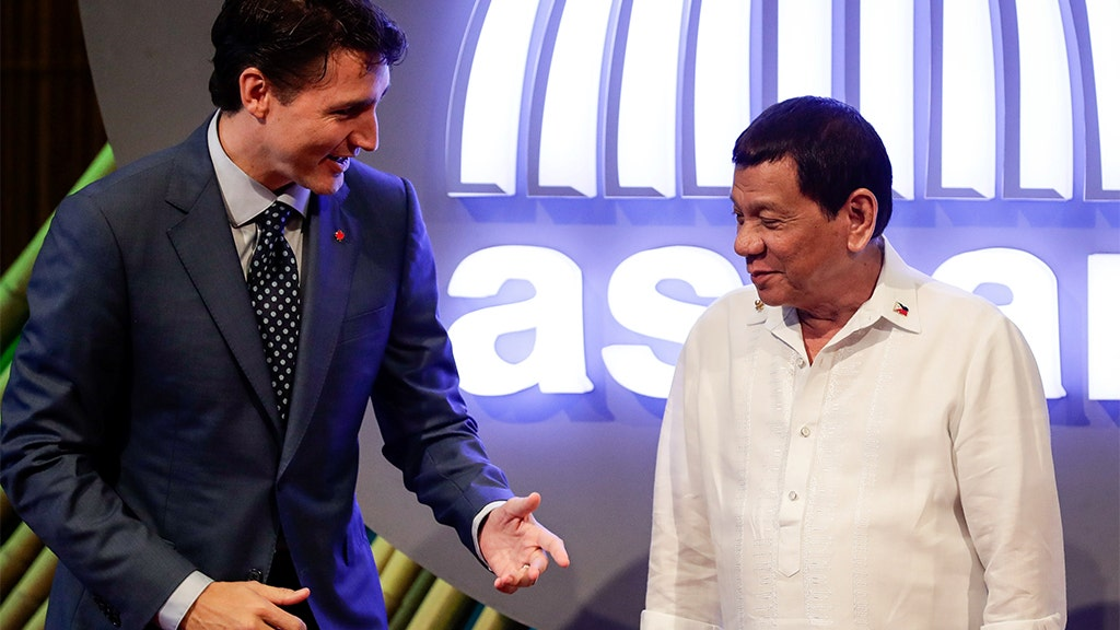 Philippines' strongman president gives Canada 1 week to take back garbage