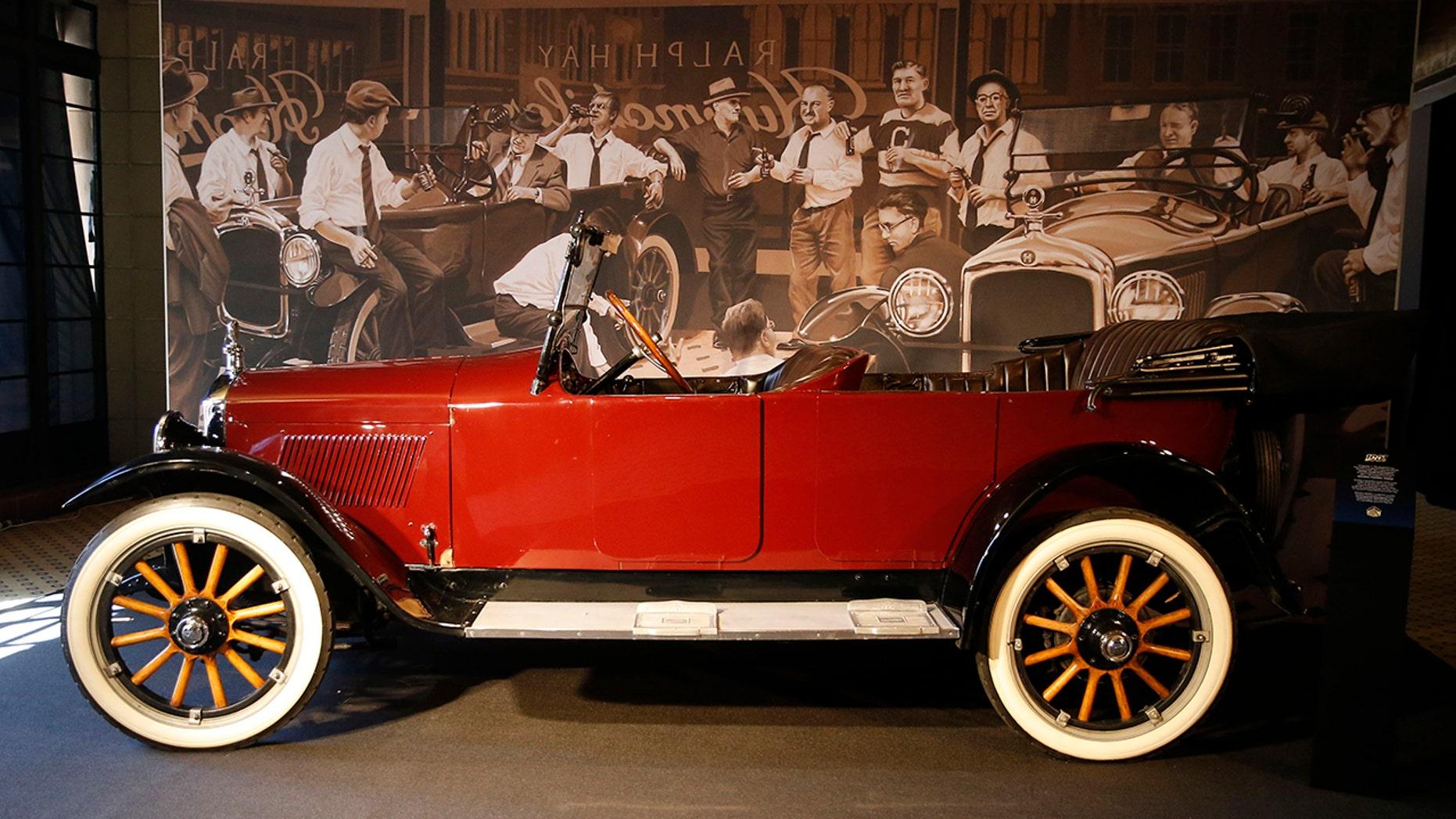 1920 Hupmobile