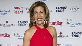 Hoda Kotb shares family photo with newly adopted daughter Hope