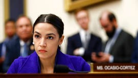 Rep. Alexandria Ocasio-Cortez mocks cringeworthy tweet by Democratic National Committee