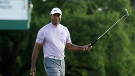Tiger Woods in the mix for breakfast at the Masters