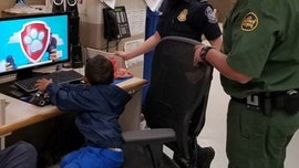 US Customs and Border Protection agents find abandoned migrant boy, 3, alone near Texas border