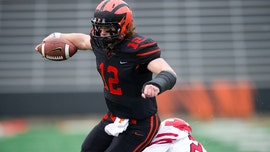 Ivy League football star eschewing stability for long-shot NFL bid
