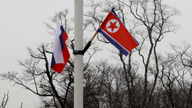 The Latest: North Korea's Kim arrives in Vladivostok