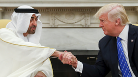 Powerful Emirati crown prince entangled by Mueller report