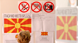 Turnout, ethnic Albanian vote key in North Macedonian polls