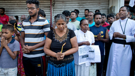 The Latest: Warning letter raises questions in Sri Lanka