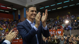 Spain's Sánchez considers establishing center-left coalition