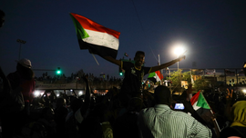 The Latest: Sudan protesters halt talks with military