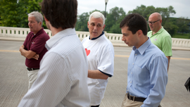 Inside Buttigieg's 'complicated' relationship with Pence