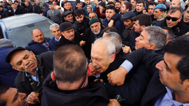 Turkey: 9 detained in opposition leader's assault at funeral