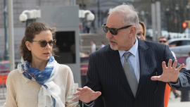 Seagram's heiress Clare Bronfman pleads guilty to conspiracy charges in NXIVM sex cult case