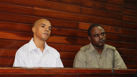 Kenyan court finds UK man guilty of possessing explosives
