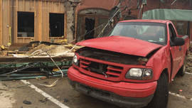 Mother and son killed in tornado in northern Louisiana
