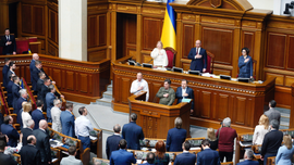 Ukraine's parliament adopts controversial language bill