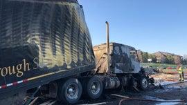 Multiple people dead in fiery crash on Colorado freeway