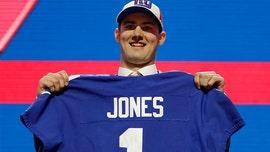 NY Giants NFL Draft pick for quarterback leaves fans in disbelief